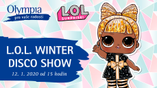 L.O.L. Winter disco show