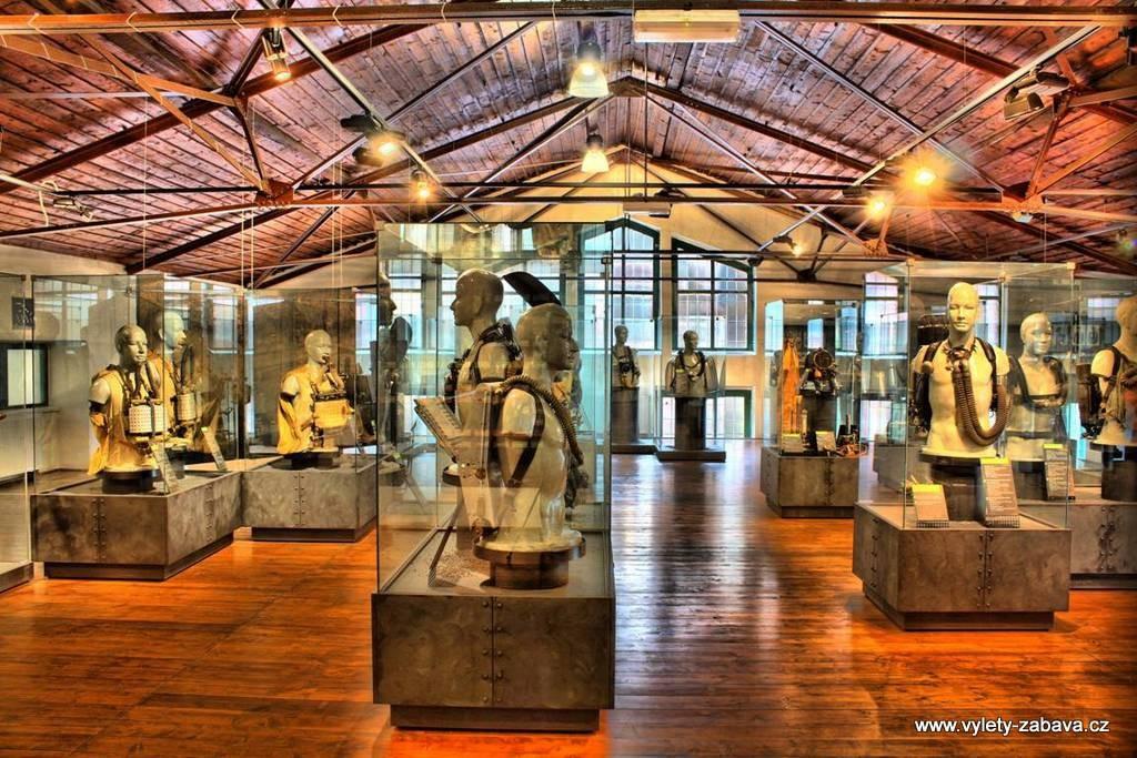 Landek Park Hornick 233 Muzeum