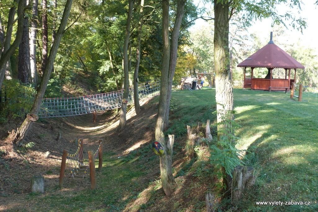 Lanové hřiště Švestkovna, Úholičky